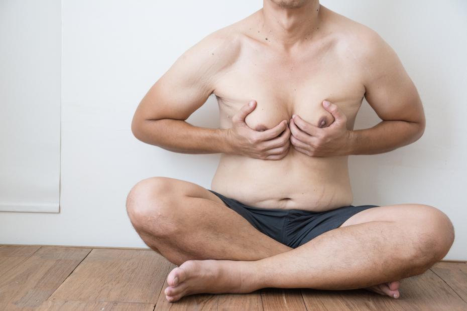 Brustwachstum beim mann anregen